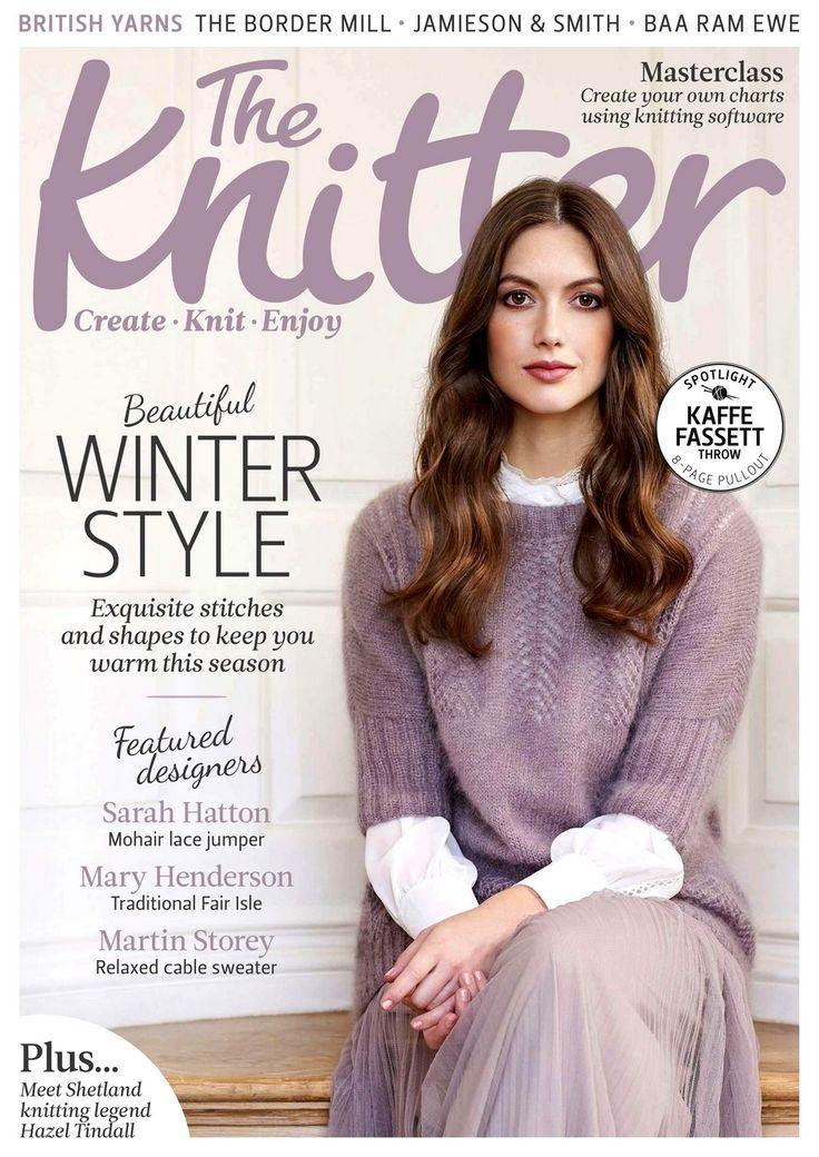The Knitter №118 2017-December