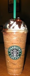 DIY Starbucks frozen drinks - yes please! This is good especially since the closest Starbucks is an hour away.