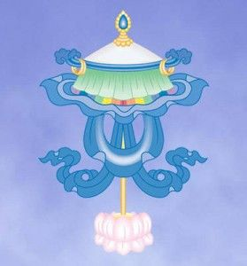 Buda * Kuan Yin...: Os 8 Símbolos Auspiciosos do Budismo