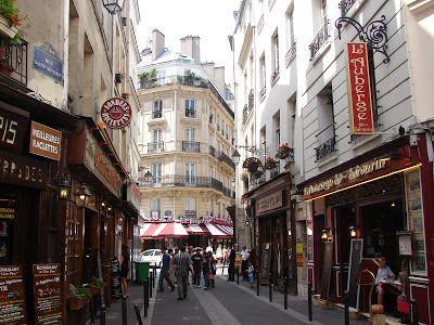 TOP WORLD TRAVEL DESTINATIONS: Latin Quarter Paris