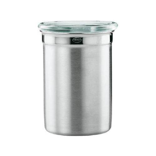 ROSLE レズレー :ドイツのキッチンツール 商品情報:コーヒージャー ガラス蓋 19.5x直径 10(1,500cc)