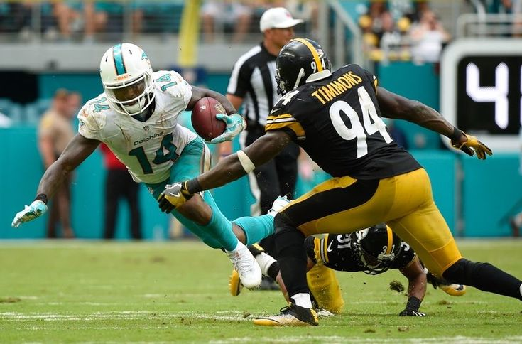Dolphins at Steelers: Picks, predictions and odds