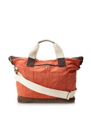 J.Campbell Los Angeles Men's Everyday Bag (Orange/Brown)