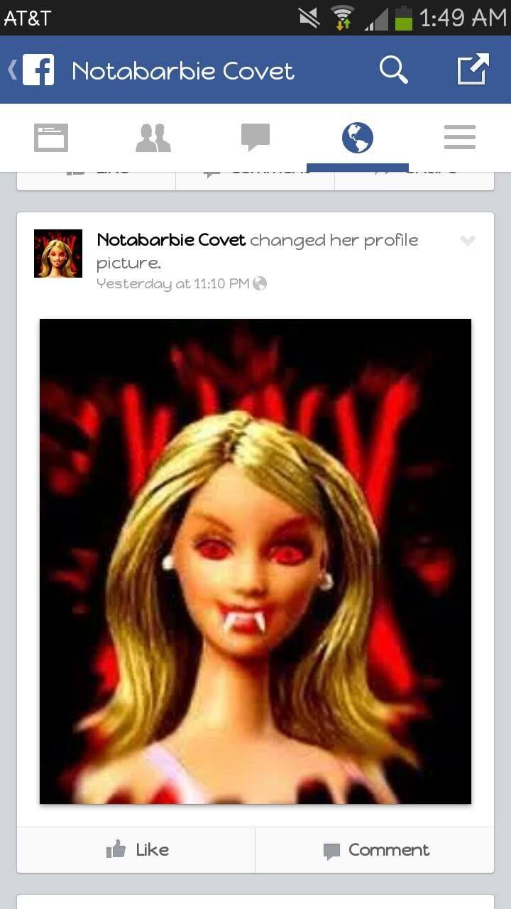 Worst facebook flirter ever