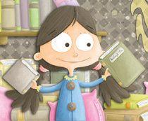Blog de deux bibliothécaires et mamans passionnées de livres pour enfants.