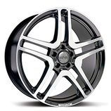 "RIVA HMC in Grey Specification: Size: 18"" x Width:7.5J Fitment: 5 stud only  PRICE, SET OF 4 £432"