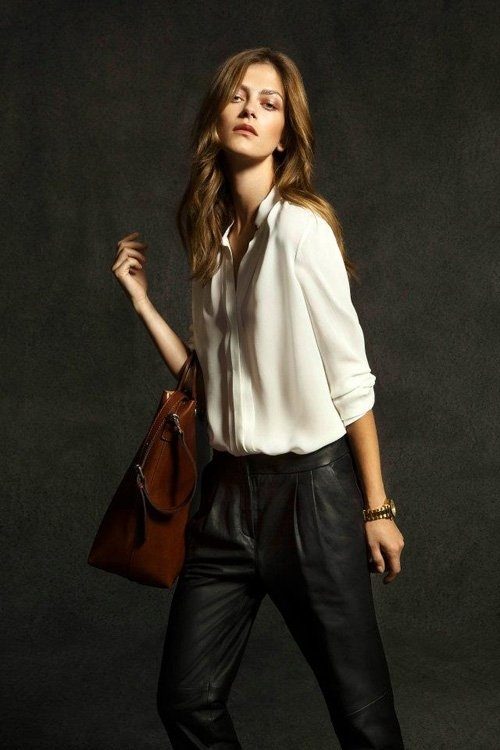 Moda Mujer y mas: Lookbook Massimo Dutti Otoño Invierno 2012/2013