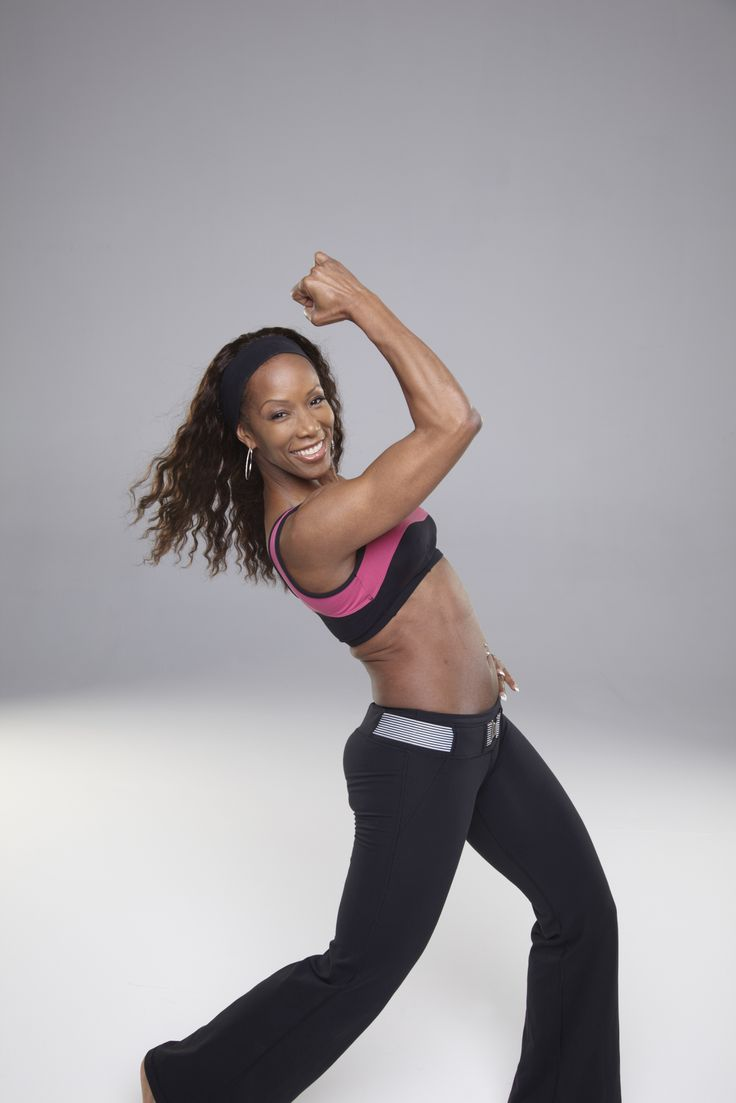Wendy Ida - Ladies she is 60 years old, what's your excuse for not being in great shape?