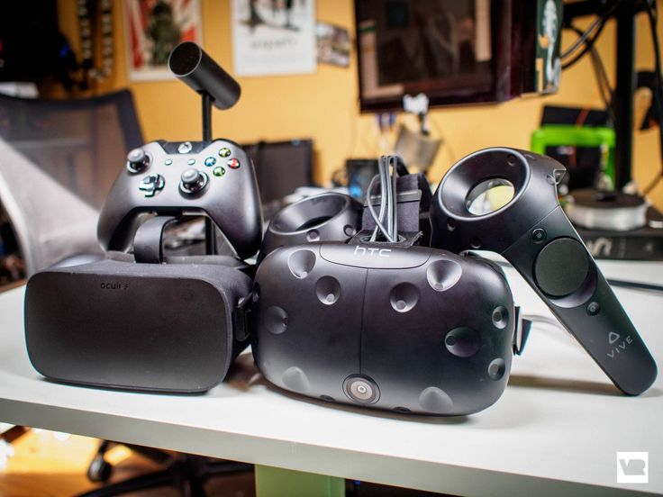 HTC Vive vs Oculus Rift: Which should you buy? - https://www.aivanet.com/2016/11/htc-vive-vs-oculus-rift-which-should-you-buy/