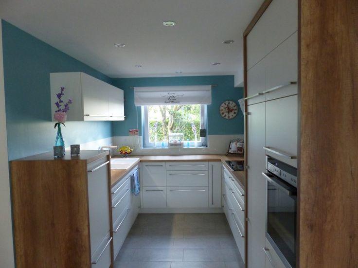 kleine reihenhausküche- unser t(raum) ist erfüllt ... - Küche Kleiner Raum
