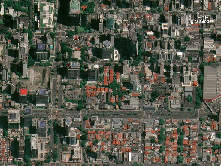 WorldView-4 satellite courtesy of DigitalGlobe on 29th December, 2016 captured the image (30m resolution) of Sao Paulo, a most wealthy and populated city of Brazil, located on a plateau in the southeast region of Brazil. This city is the home of many tallest building of Brazil i.e. the Mirante do Vale, Edificio Italia, Banespa, North Tower etc.  Image © DigitalGlobe. SATPALDA Geospatial Services is a privately owned company and authorised reseller of satellite imagery of DigitalGlobe…