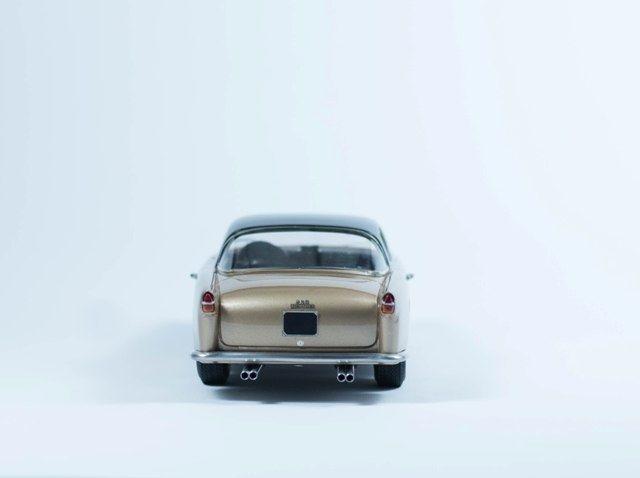 S50 Ferrari 250 GT Coupè Boano 1956 Nero e oro. Limited edition 20 pcs - V12…