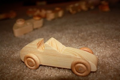 cars made in woodshop - Google Search