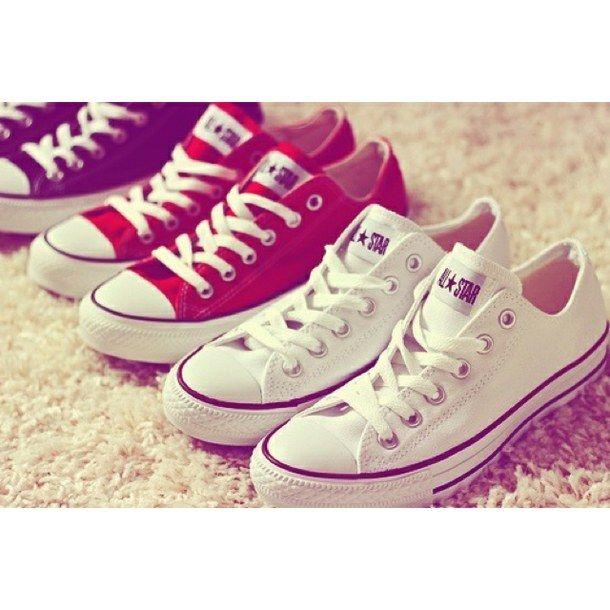 converse shoes for teen girls : ShieldsDESIGN
