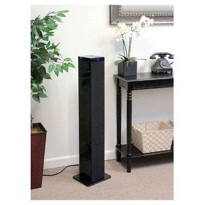 Home Audio Speaker System innovative technology, Black