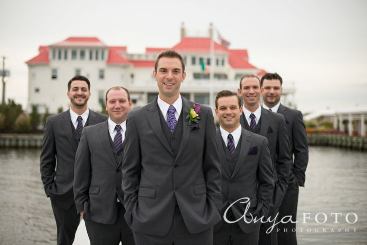 Groomsmen anyafoto.com, wedding, men's fashion, gray groomsmen suit, groomsmen suit ideas
