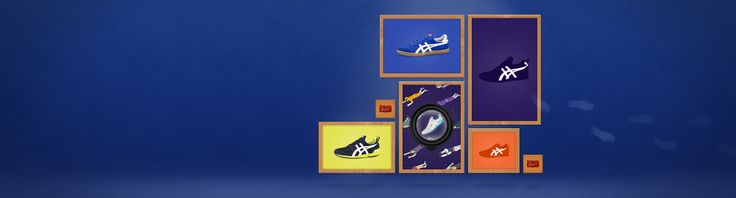 Onitsuka Tiger digital and integrated campaigns: FIND YOUR TIGER