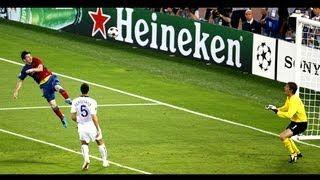 ☆ LOS MEJORES GOLES DE MESSI - 2005/2013 - |HD| ☆ MESSI BEST GOALS EVER ☆ - YouTube