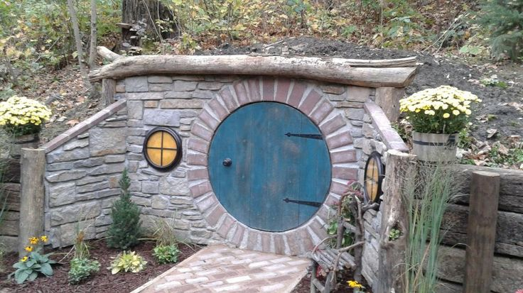 Building our own Hobbit Hole