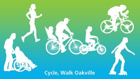 Cycle, Walk Oakville
