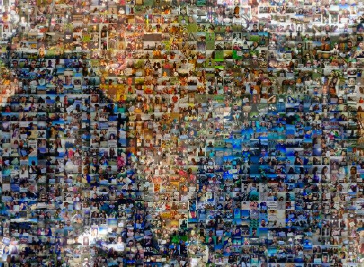April 22 – Anniversary of the Global Selfie Earth Day