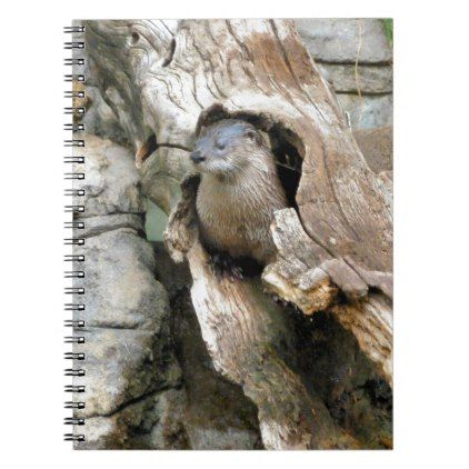 Harry Otter Notebook - photography gifts diy custom unique special