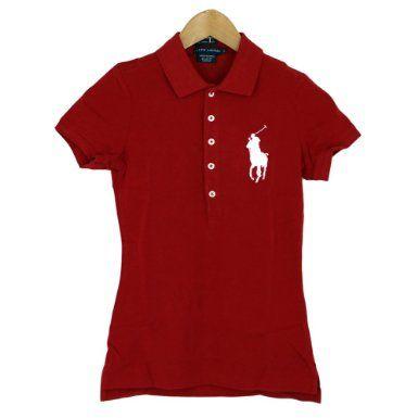 Amazon.co.jp: ラルフローレン(RALPH LAUREN) ポロシャツ レディース 半袖 スキニーポロ ビッグポニー 290734【並行輸入品】: 服&ファッション小物