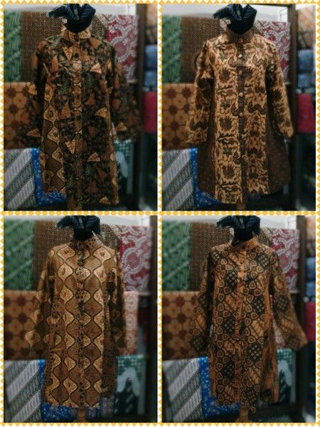 New Batik Blouse Series... Good pattern...  Wanna get it? Call us...  nahdiasholihah@gmail.com :) thanks...