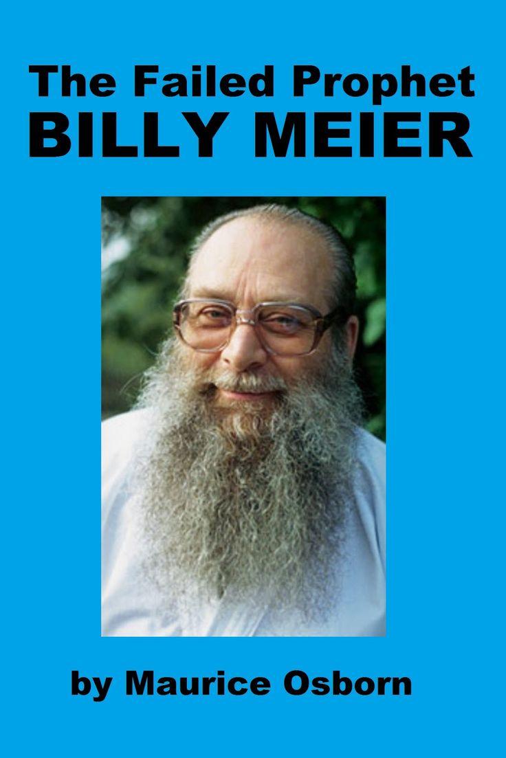 UFO-Prophet: The Failed Prophet BILLY MEIER (June 29, 2014