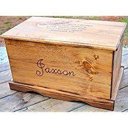 Kids Toy Chest - Kids Treasure Chest - Personalized Gift for Kids - Childrens Treasure Chest - Gift for Kids - Kids Toy Box - Personalized Toy Box