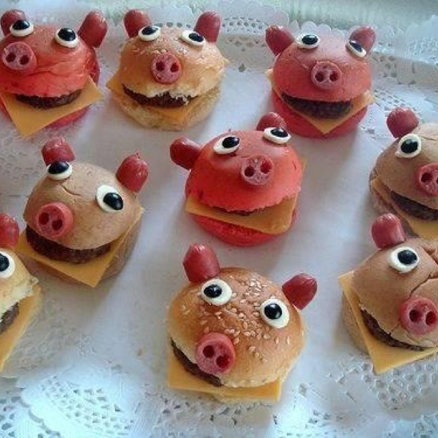 Party Food Spread For Kids: 1000+ Ideas About Kids Party Sandwiches On Pinterest