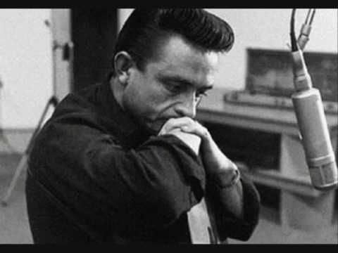 Johnny Cash sings The Battle Hymn Of The Republic - YouTube