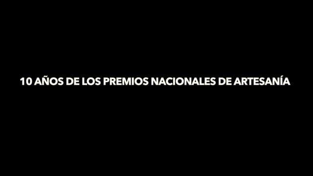 Vídeo que recoge la visión de los ganadores de los Premios Nacionales de Artesanía de las últimas 9 ediciones.