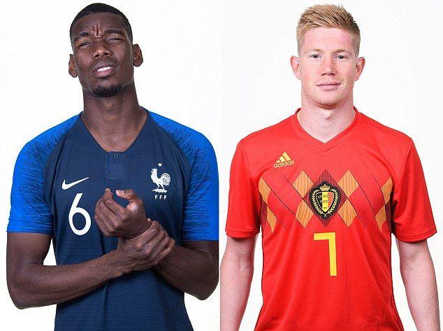 Pin On France Vs Belgium