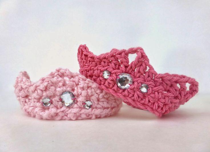 Very+Easy+Beginner+Crochet+Patterns | free beginner crochet newborn crown pattern