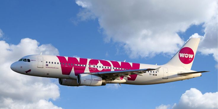 WOW Air: low-cost, no-frills flights to Iceland (and Europe) from BWI