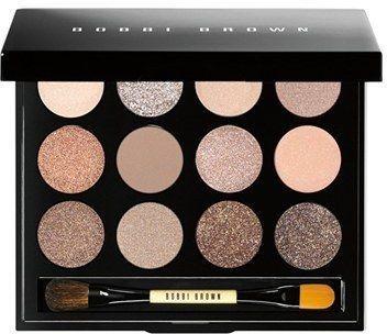 Paleta De Olhos Bobbi Brown 'Shimmering Sands' #eyeshadowforbrowneyes
