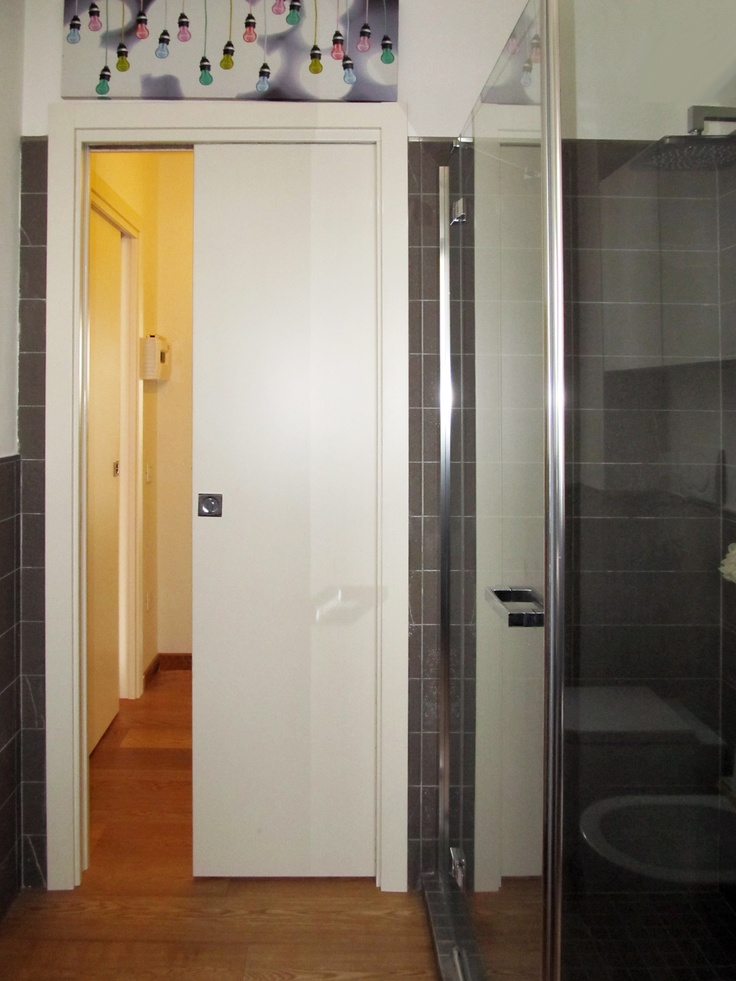 Decor X Bathroom With Pocket Door