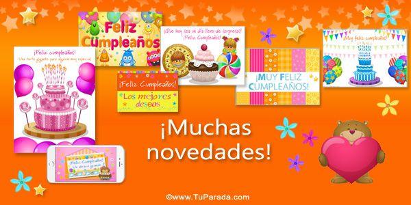 Tarjetas virtuales http://www.tuparada.com/tarjetas/