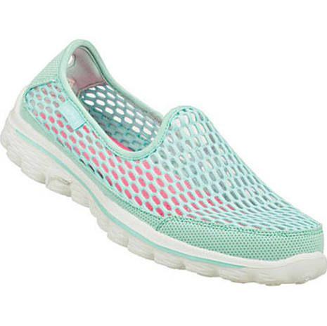 Ladies Skechers Go Walk 2 Active Sneakers