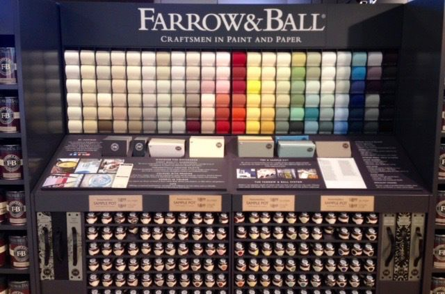 99 Best Images About Farrow Ball Paints And Wallpapers On Pinterest Paint Colors Brooklyn
