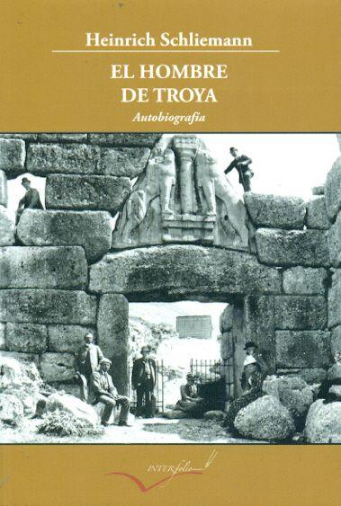 El Hombre de TRoya. Biblioteca de Aragon y bibliotecas municipales
