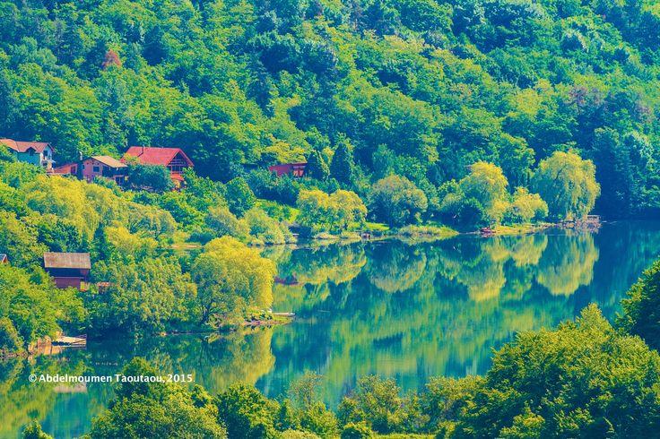 Tarnita lake in Cluj, Romania!