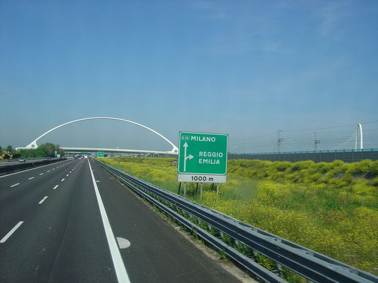 Autostrada Mailand