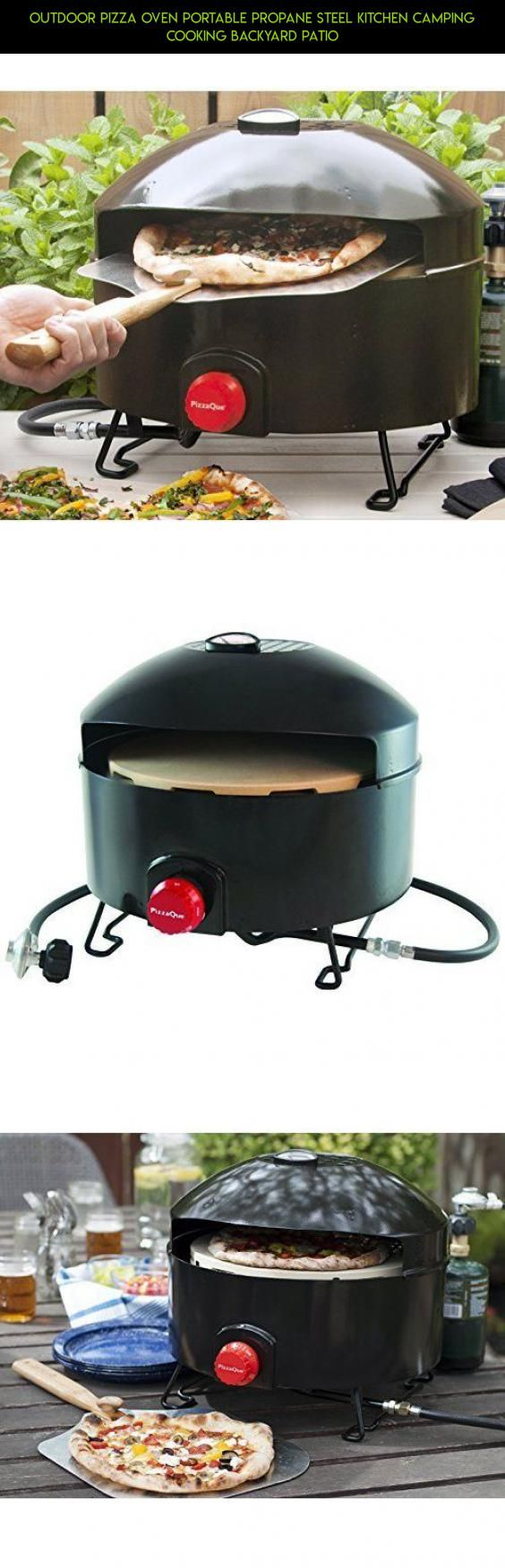 Outdoor Pizza Oven Portable Propane Steel Kitchen Camping Cooking Backyard Patio #technology #products #kitchen #tech #cooking #plans #gadgets #shopping #fpv #parts #kit #outdoor #drone #racing #camera