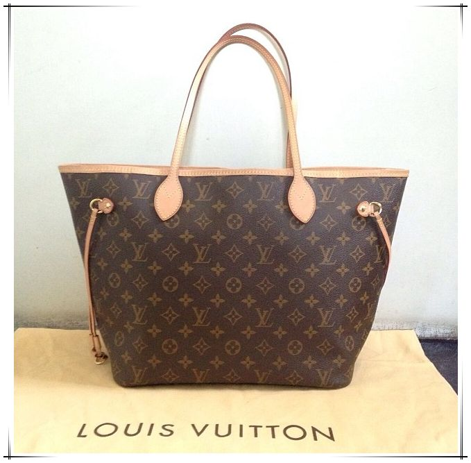 Buy High Quality Neverfull Purse In Cheap With Free Shipping And Fast Delivery! - $235.99 #Lv #Louis #Vuitton #Purse #Bags