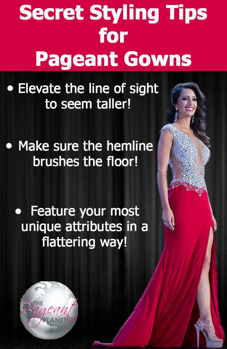 Styling Tips In Keeping With The Current Fashion Trends In: 25+ Best Ideas About Pageant Tips On Pinterest