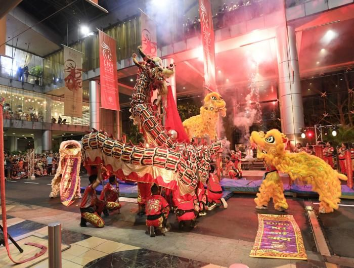 Follow the good fortune ribbon to The Star to experience Sydney's most thrilling Lunar New Year celebrations.