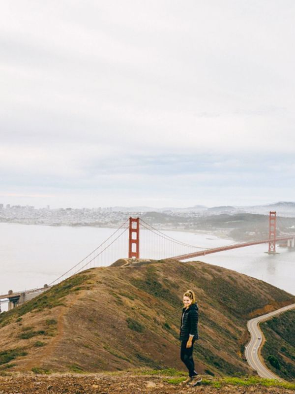 Go Beyond the City: This Is the Best Hiking in San Francisco via @MyDomaine