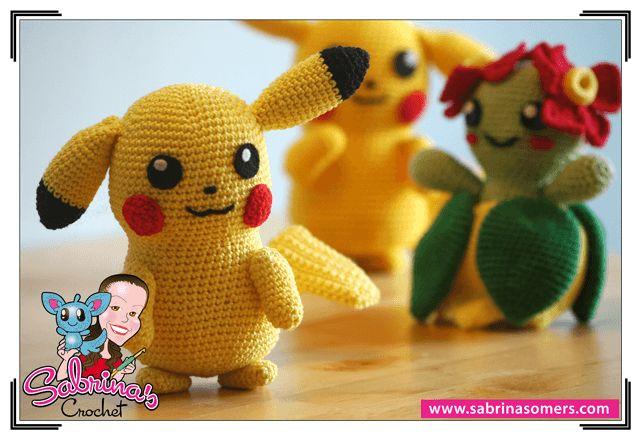 Haga su propio Pikachu de Pokemon!